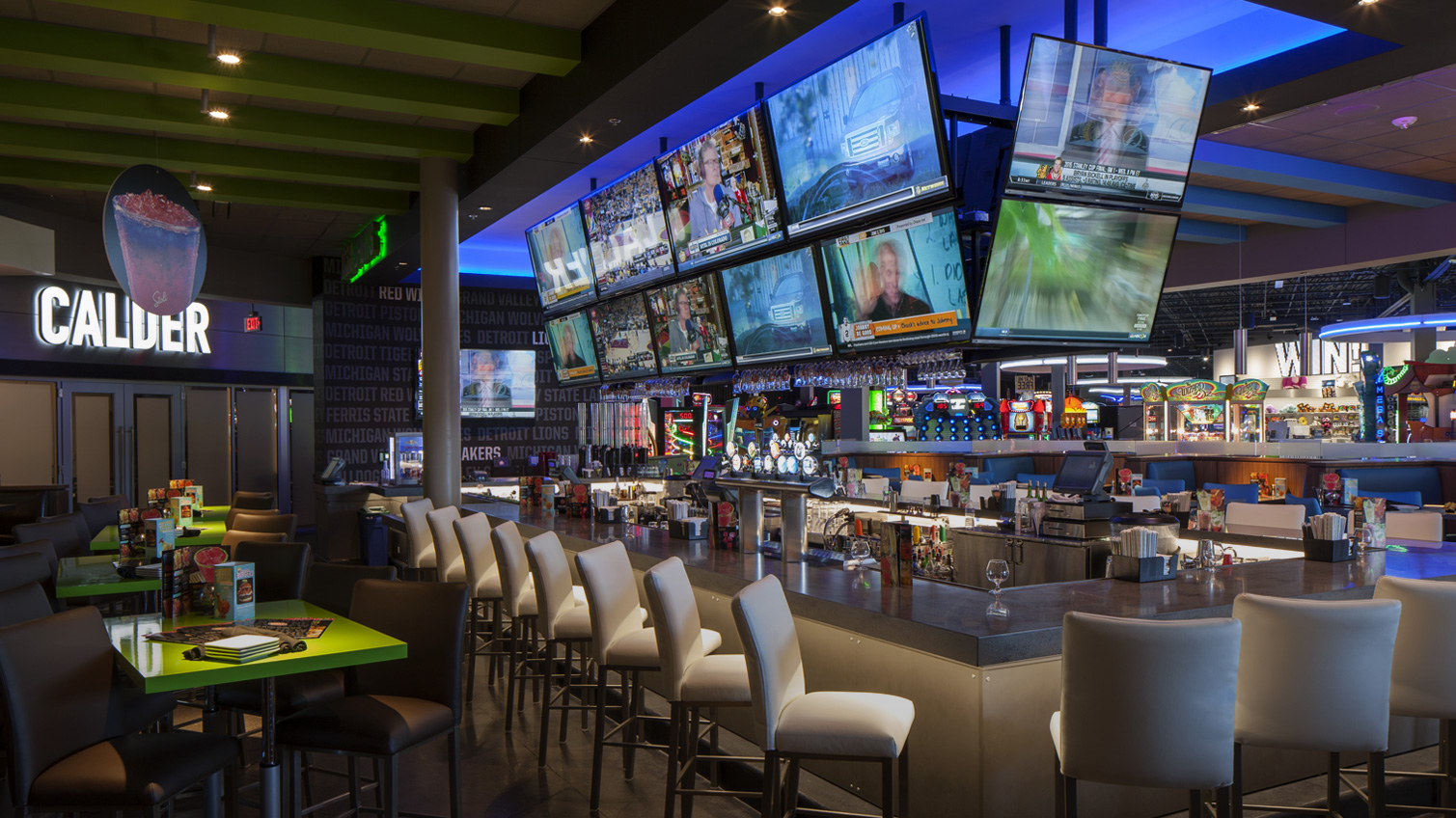 Dave And Busters Private Room